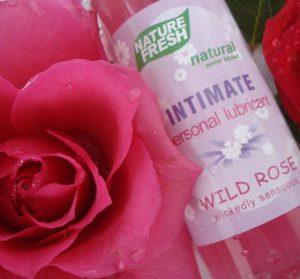 Wild Rose Lubricant