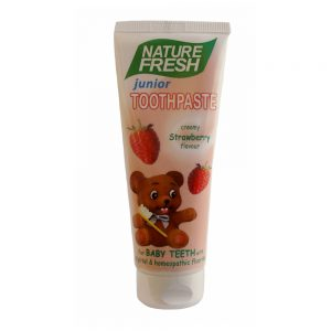 Junior Toothpaste Strawberry
