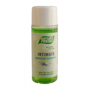 NF 013 PERSONAL LUBRICANT: TEA TREE:100ml bottle with Tea tree oil