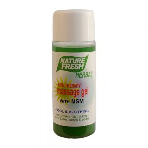 NF 020 PAIN THERAPY GEL: 100ml bottle