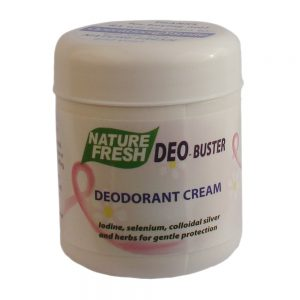 NF049 Deo Buster Body wash and shampoo: 80ml jar
