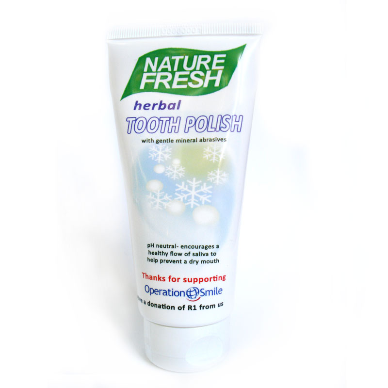 NF002 Herbal Tooth Polish