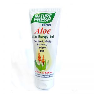 NF 005 ALOE SKIN THERAPY GEL: 75 ml tube