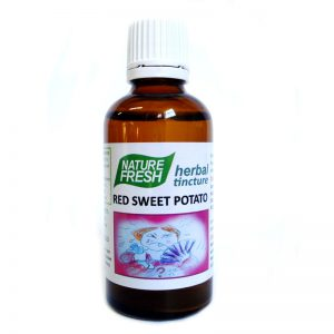 NF 032 HORMONE BALANCING SUPPLEMENTS: SWEET POTATO: 50ml tinc