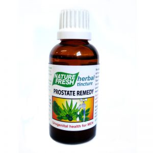 NF 034 PROSTATE REMEDY: 50ml tincture of 20% alcohol