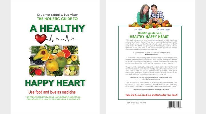 Book - A Healthy Happy Heart