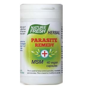 Nature Fresh Parasite Remedy capsules