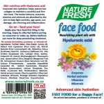 Nature Fresh Face Food
