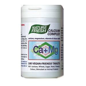 Nature Fresh Calcium Complex tablets