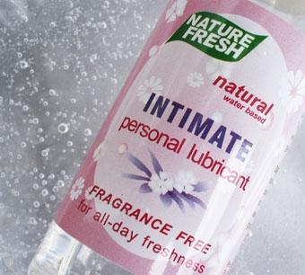 Fragrance Free Lubricant