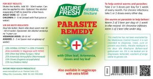 parasite_remedy_label