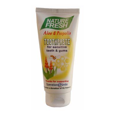Toothpaste Aloe Propolis
