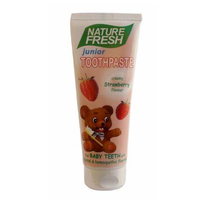 Junior Toothpaste Strawberry