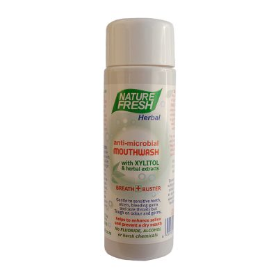 Nature Fresh Anti-microbial Mouthwash
