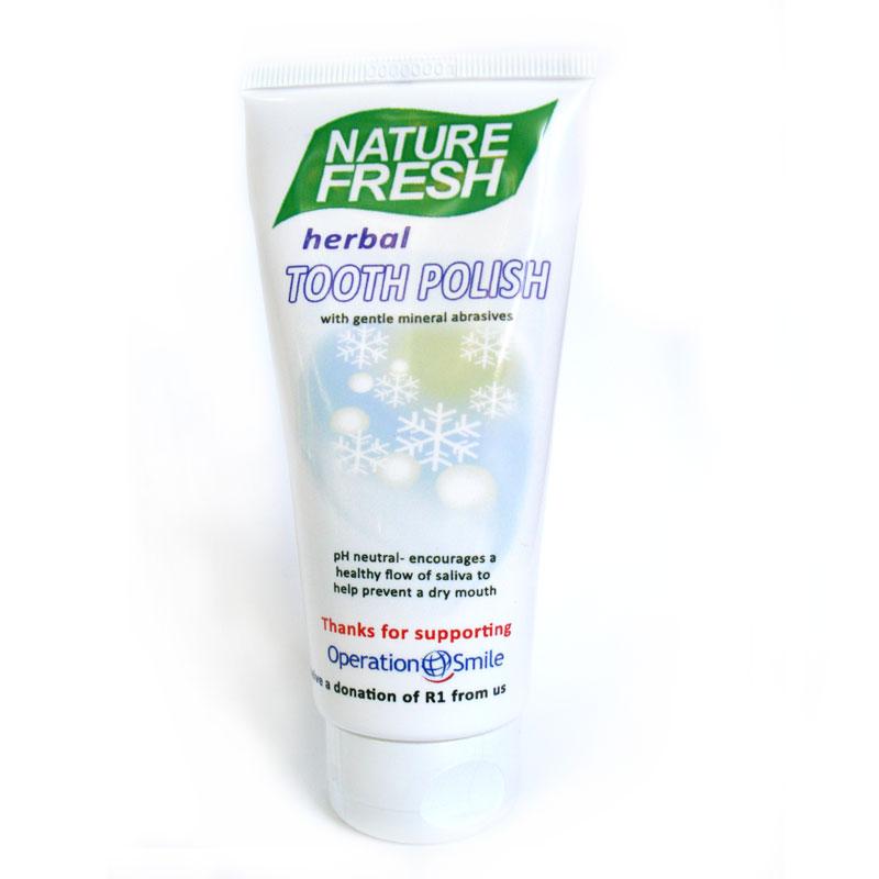 NF002 Herbal Tooth Polish