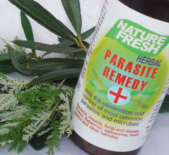 Nature Fresh Parasite Remedy